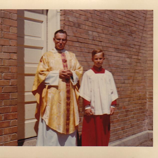 Father Bertrand, Larry Cappetto