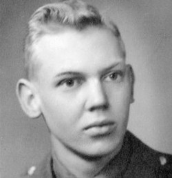 Galen Christianson WWII
