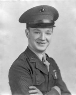 George Cordrey WWII