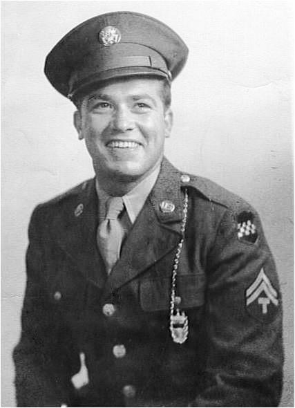 Bill Anderson WWII