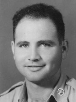 Roy Snider WWII
