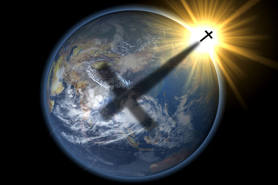 LIFE ON EARTH, THE LOVE OF GOD