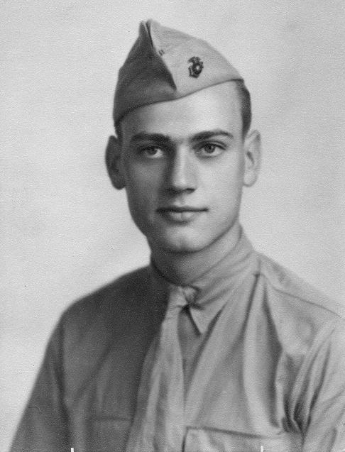Jim Dunn WWII