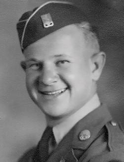 Jack Lindenman WWII