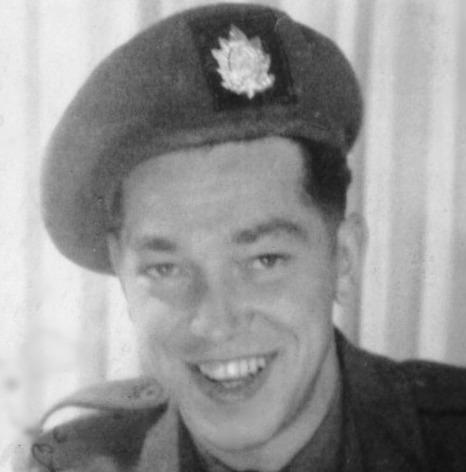 Bill Bettridge Canada WWII