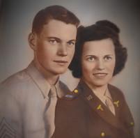 BILL BENNETT, WWII