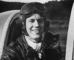CAP BATES, WWII