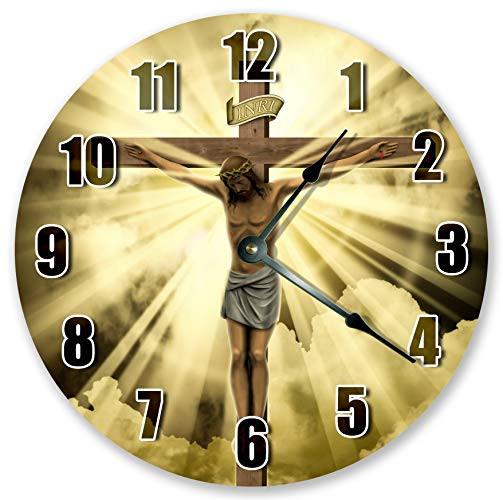 THE CLOCK AND THE CROSS
