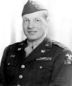 Paul Holt WWII