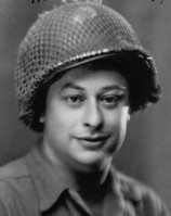 GEORGE SACK, WWII