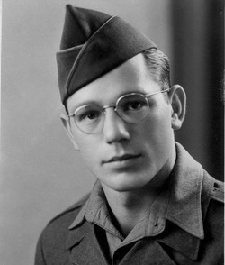 Max Finley WWII