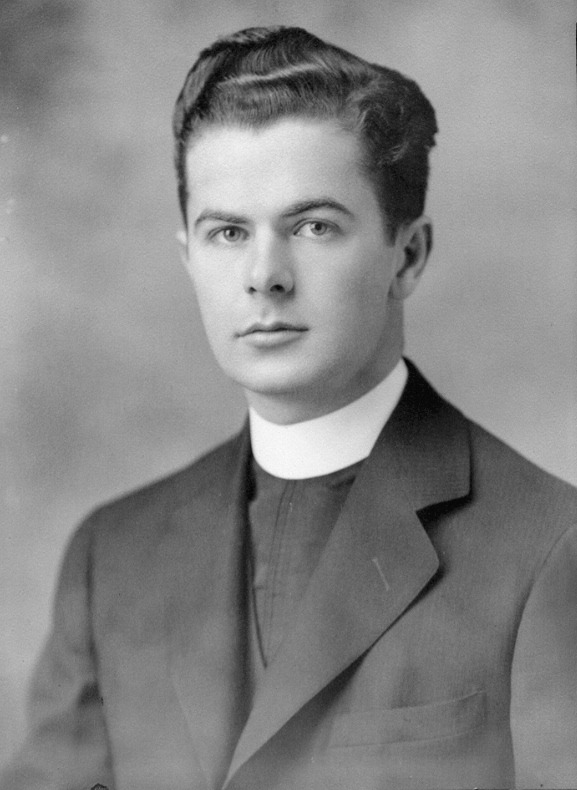 Msgr. Paul Francis Bradley WWII