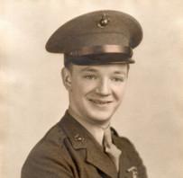 GEORGE CORDRAY, WWII