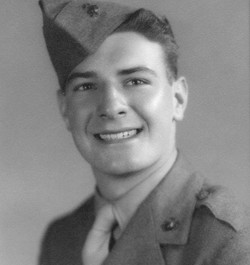 Roy Brown WWII