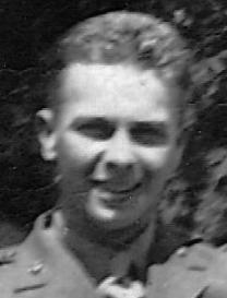 George Paulson WWII