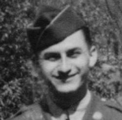 John Trippon WWII