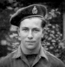 Vern Tripp Canada WWII