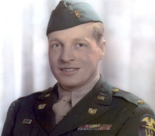 PAUL HOLT, WWII
