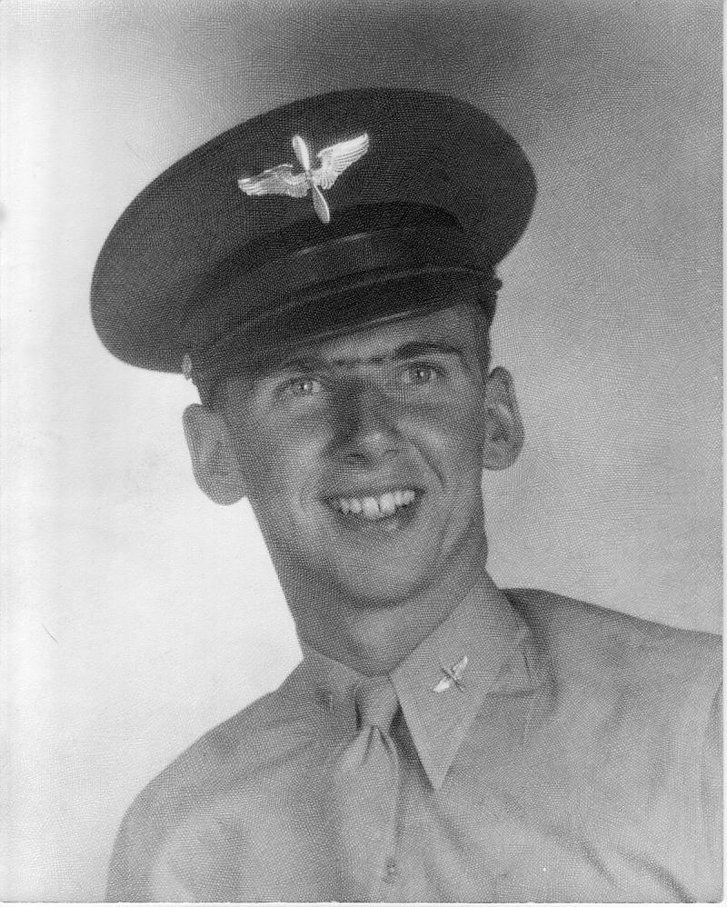 George Wheeler WWII