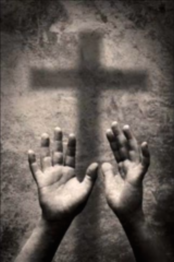 GOD'S SHADOW (in troubled times)