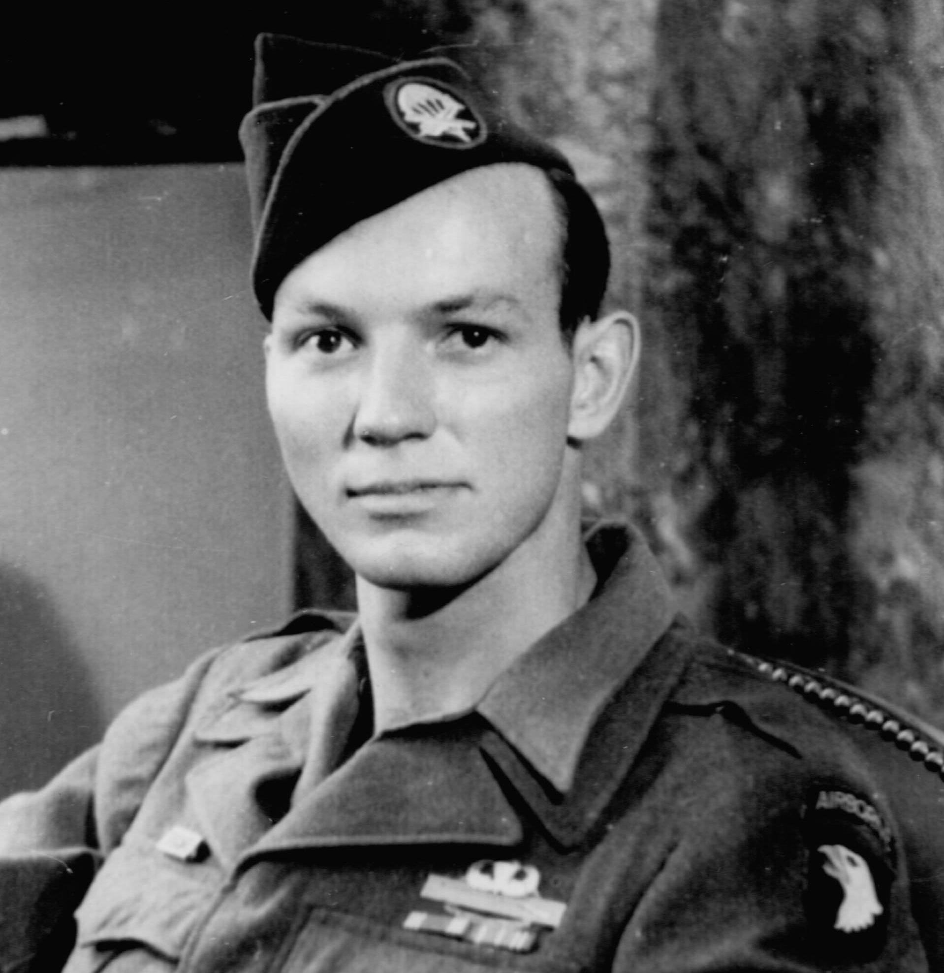 Frank Caflisch WWII