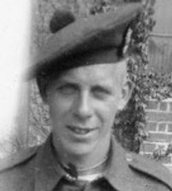 Robert Post Canada WWII