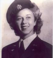 SARA PAYNE HAYDEN, WWII
