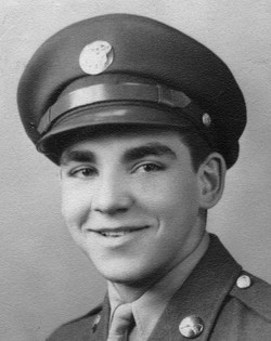 Steven Poulos WWII