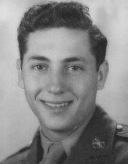 Joseph Lalumia WWII