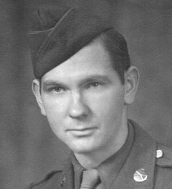 Vic Miller WWII