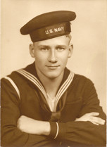 LEWIS JOHNSON, WWII