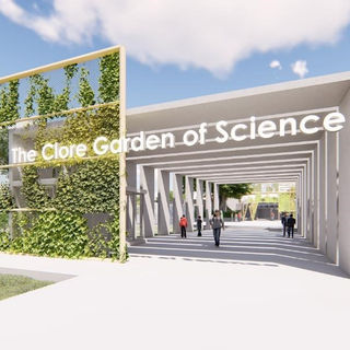Clore Garden of Science