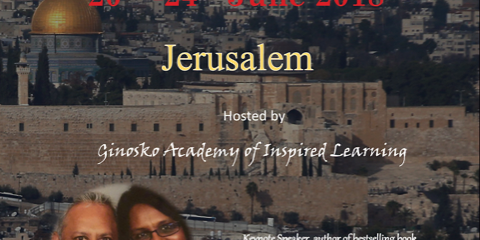 LOVE REVOLUTION CONFERENCE AND TOUR ISRAEL