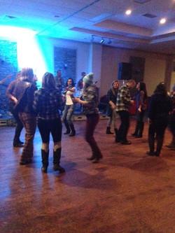 Dance Floor Year 1