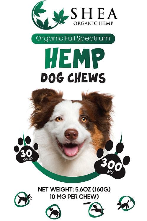 Organic Full Spectrum Hemp Dog Treats