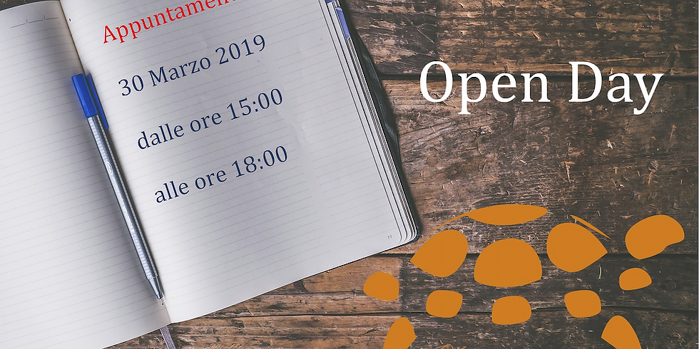 Open Day di apertura