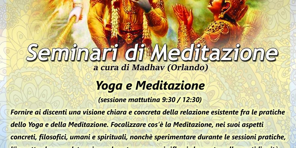 Seminari di Meditazione
