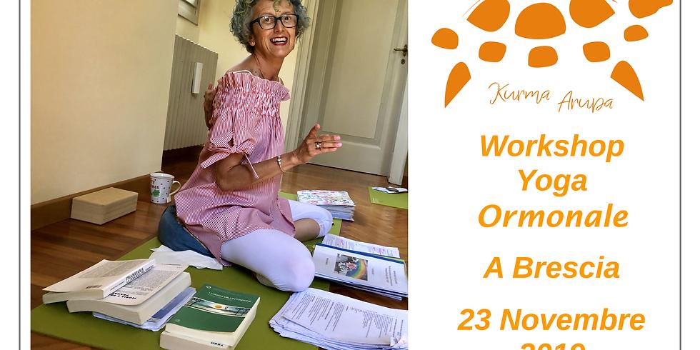 Workshop Yoga Ormonale