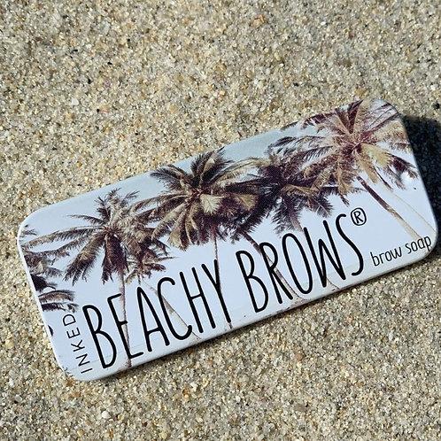 Beachy brows brow soap