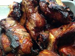 Roasted BBQ Pork Ribs