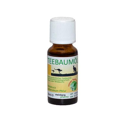 Teebaumöl 20ml/CHF 17.80, 100ml/CHF 61.20