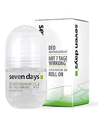 SEVEN DAYS® Deo Antitranspirant Roll-on 50ml
