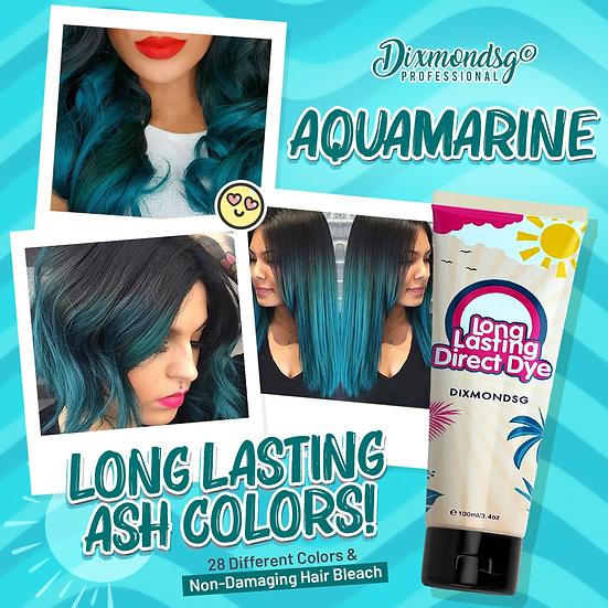 Dixmondsg Aquamarine Hair Dye