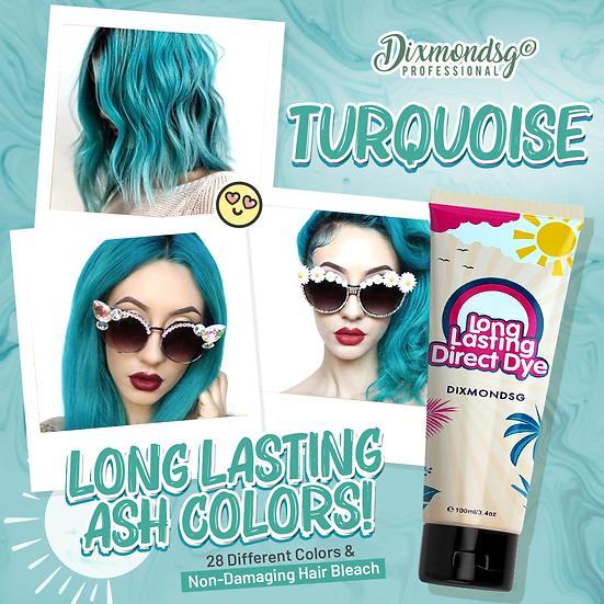 Dixmondsg Turquoise Hair Dye