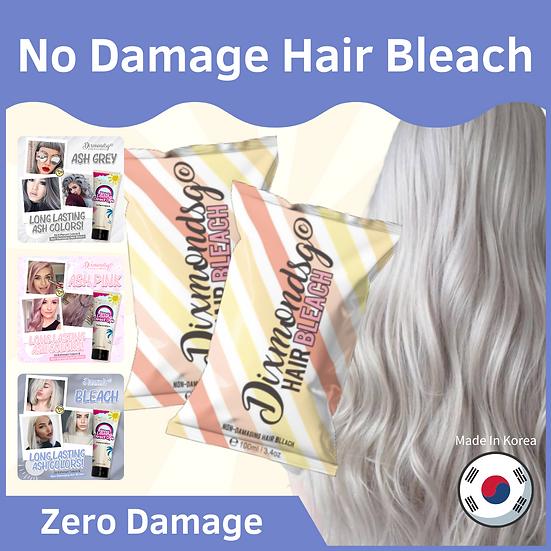 Dixmondsg Non-Damaging Hair Bleach