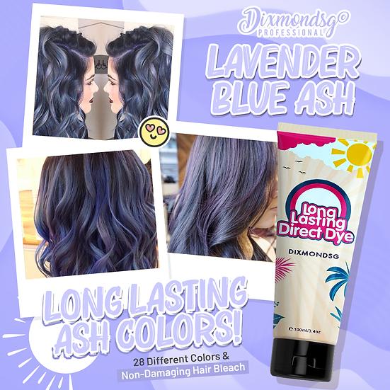 Dixmondsg Lavender Blue Ash Hair Dye