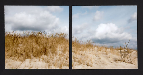 WD9 Dune Clouds Diptych