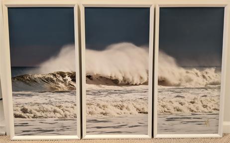 Wave Spray Triptych Sale Item