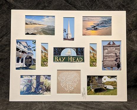 Bay Head 11X14 Collage
