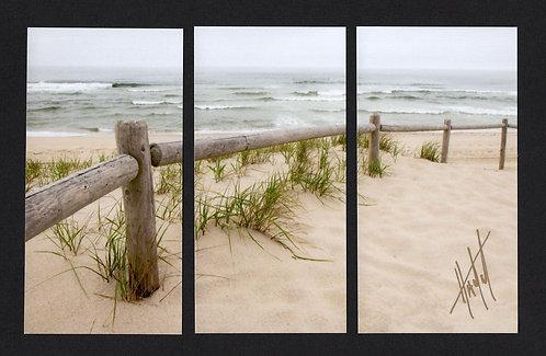 WT19 Sandscape Triptych